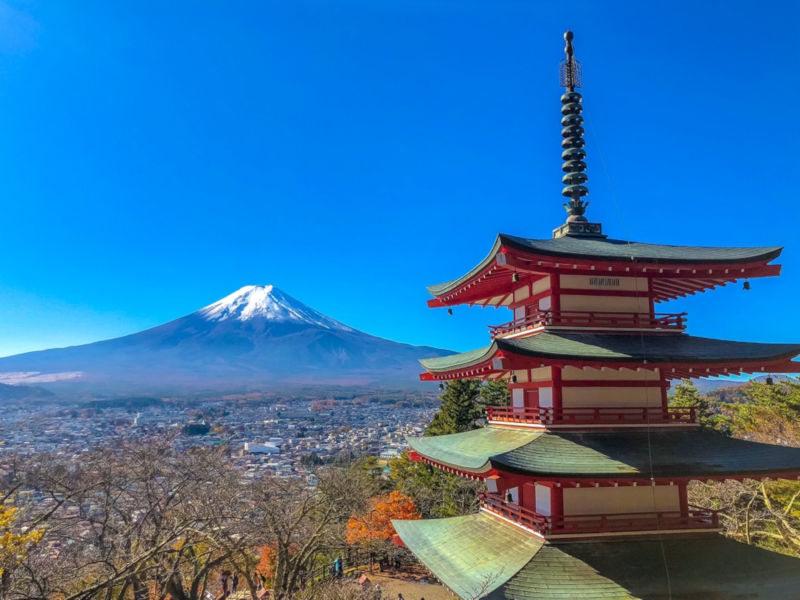 I Colori del Giappone - Fabio Accorrà