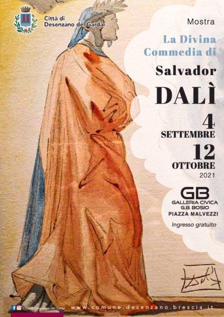 La Divina Commedia di Salvador Dalì