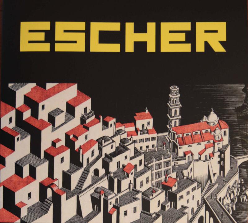 Escher al Salone degli Incanti di Trieste