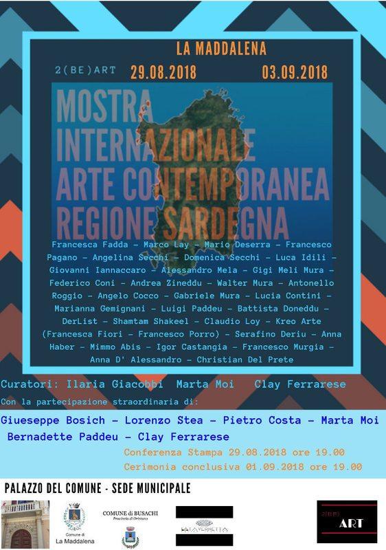 Mostra Internazionale Arte Contemporanea: La Maddalena