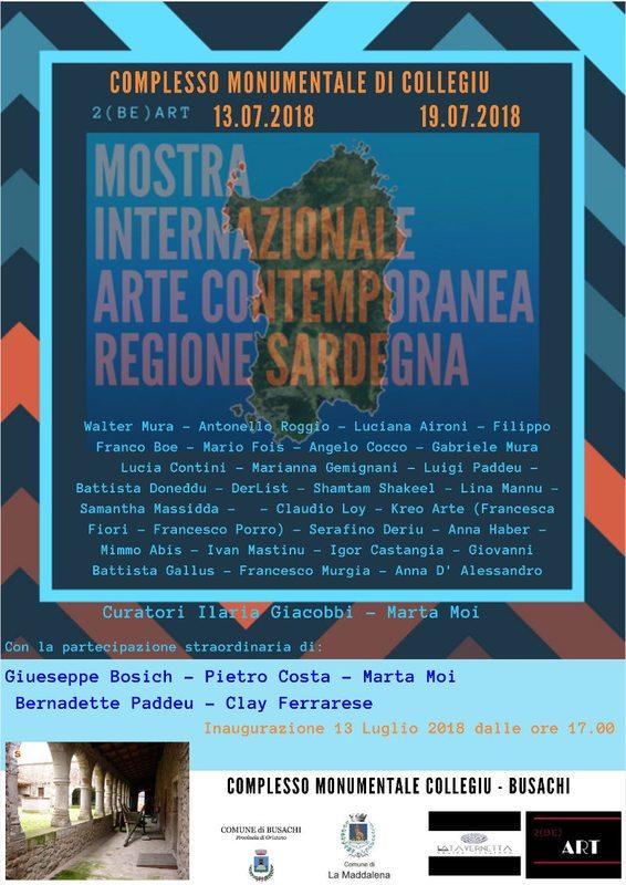 Mostra Internazionale Arte Contemporanea: Collegiu