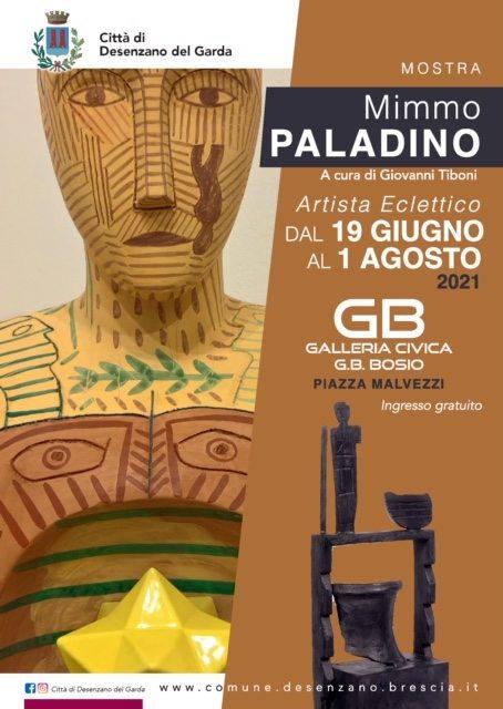 Mimmo Paladino, artista eclettico