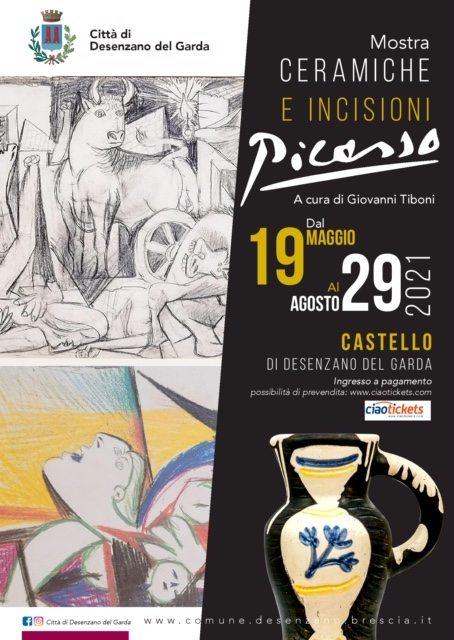 Picasso, ceramiche e incisioni