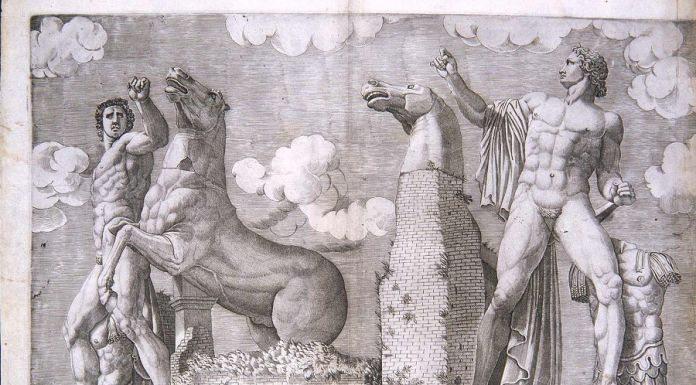 Roma nell'incisione del Cinquecento