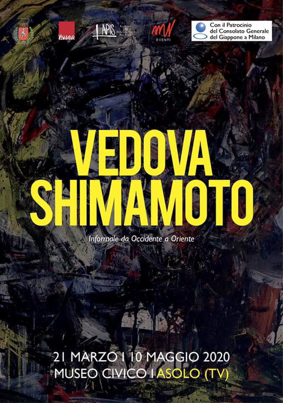 Informale da oriente a occidente - Vedova, Shimamoto
