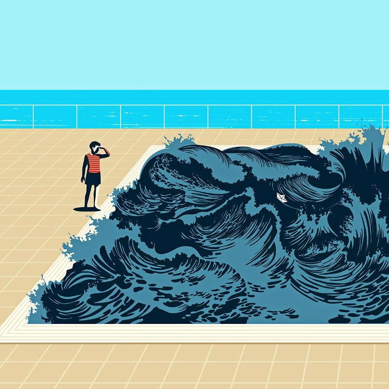 XIV Mostra internazionale di illustratori contemporanei