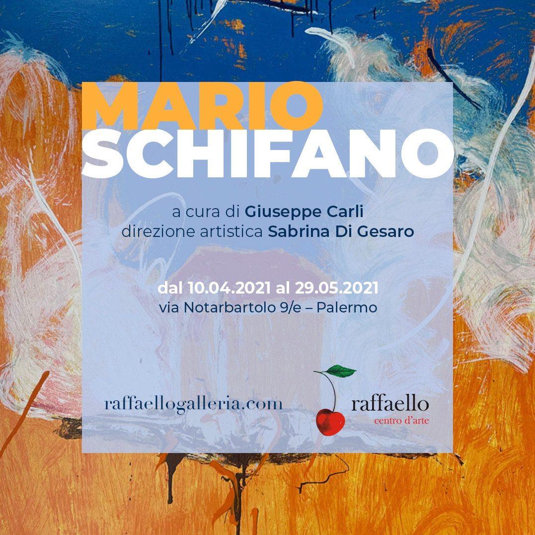 Mostra tributo a MARIO SCHIFANO