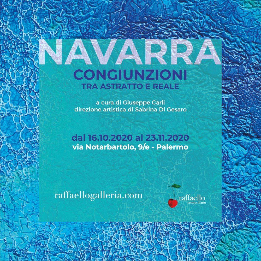 Navarra CONGIUNZIONI – tra astratto e reale