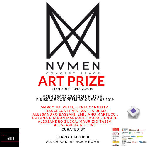 Numen Art Prize 2019