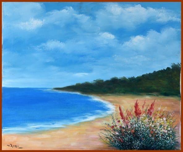 L'estate sta finendo - Mario Russo e il mare della Sardegna