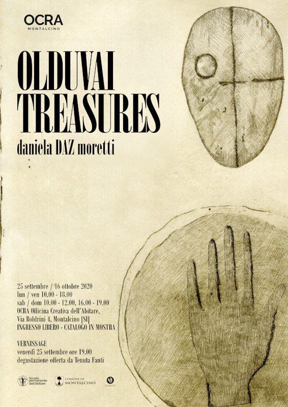 Olduvai Treasures - Daniela Daz Moretti