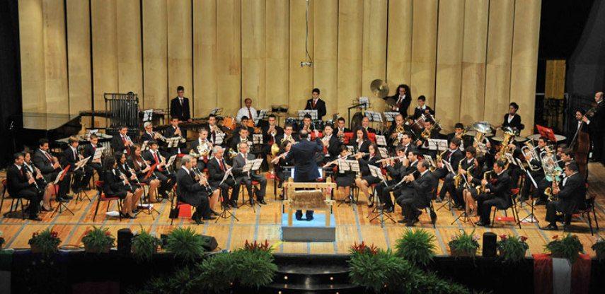Concerto dell'Orchestra di Roccabernarda a Cotronei