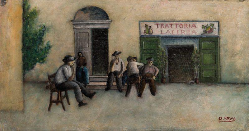 Ottone Rosai, mostra a Montevarchi