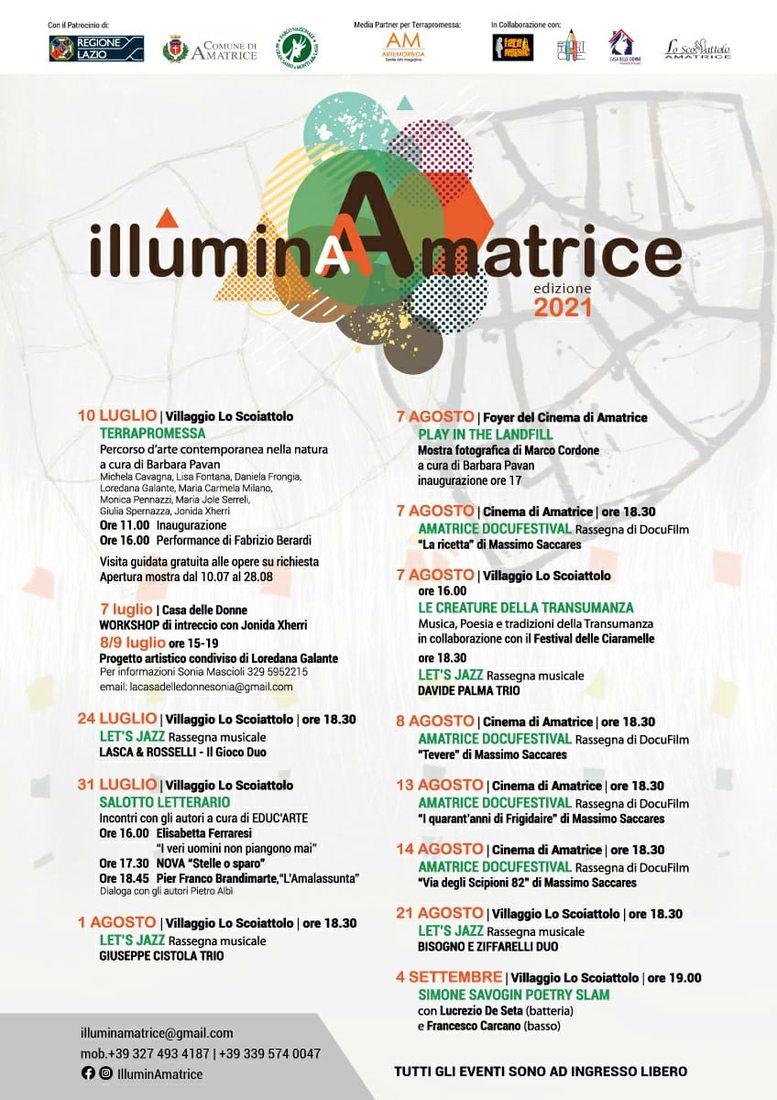 IlluminAmatrice Festival 2021
