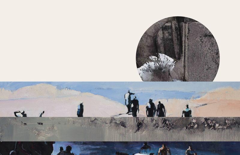 Un critico irregolare in mostra – Paesaggi umani