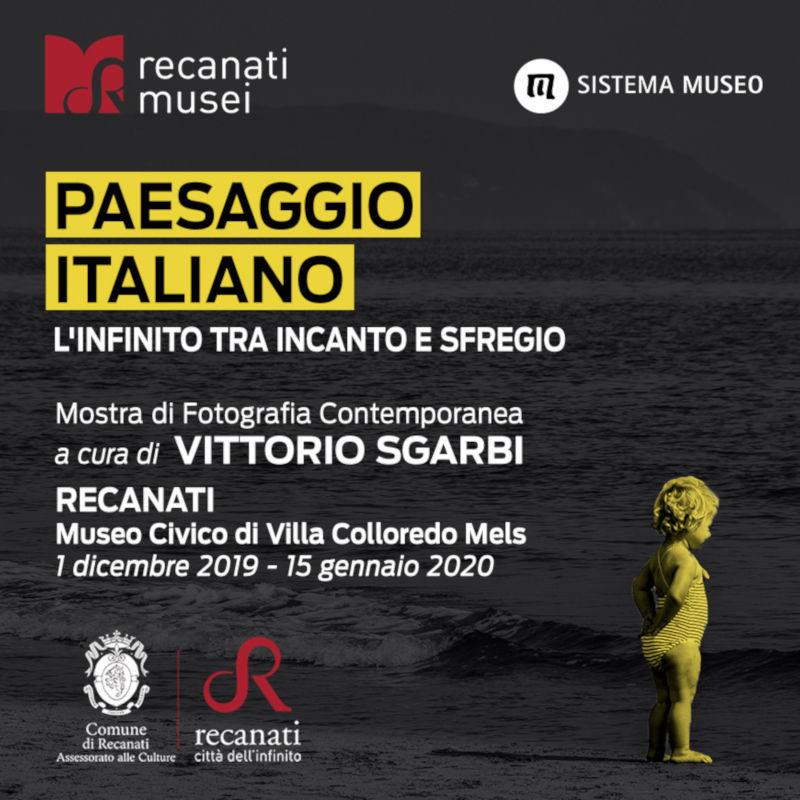 Paesaggio Italiano - L'infinito tra Incanto e Sfregio