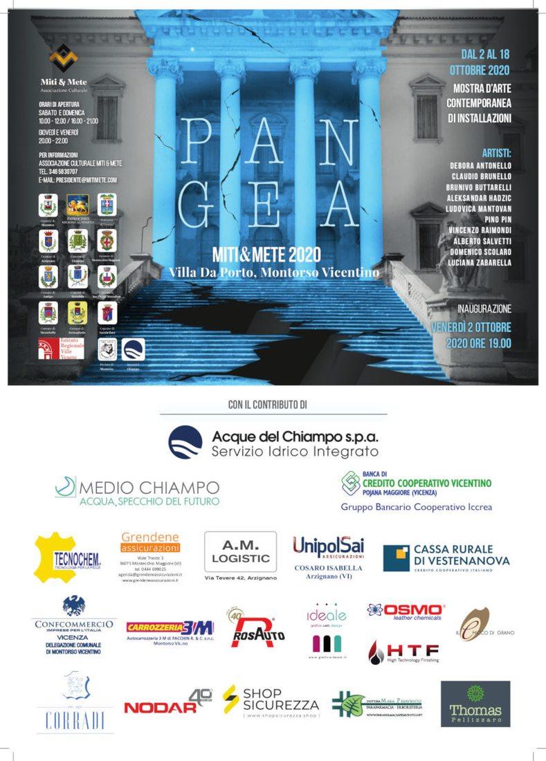 Pangea - Mostra D'Arte Contemporanea