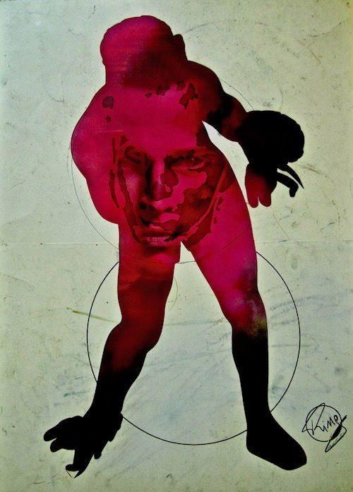 Napoli in ring - Paolo Bielli