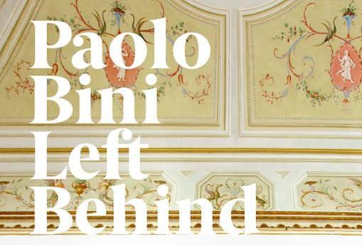 Paolo Bini - LEFT BEHIND