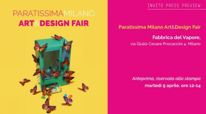 Paratissima Milano 2019