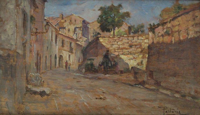 Per una collezione. Paesaggio e figura. Pittura in Italia tra '800 e primo '900