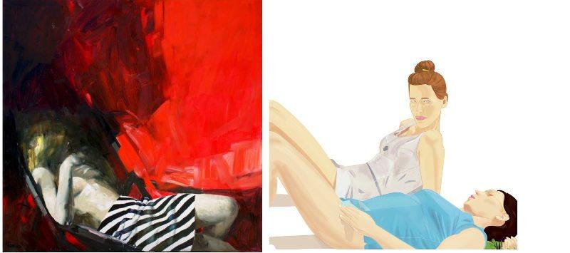 Pittura sferzante e silenziosa: Antonio Tamburro e Mario Sughi