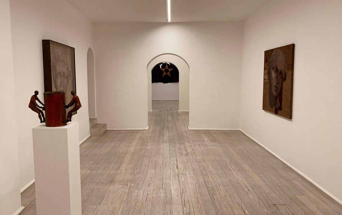 Galleria Poggiali. Platea dell'umanità