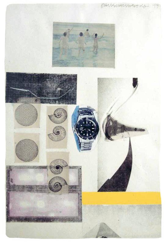 Robert Rauschenberg - Galleria Conceptual