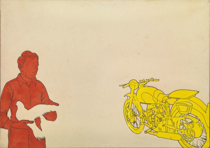 Renato Mambor a Tornabuoni Arte