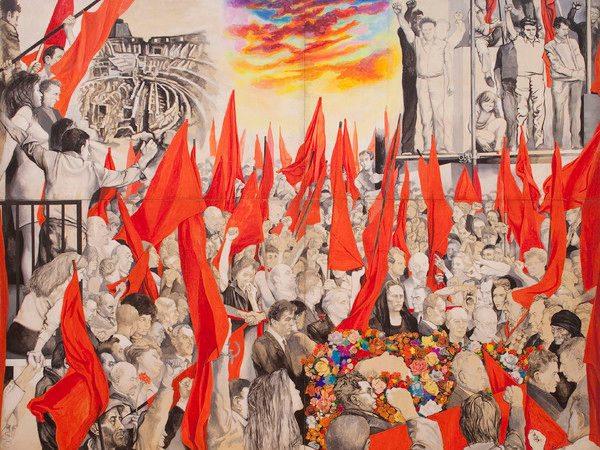 Renato Guttuso. L'Arte Rivoluzionaria nel Cinquantenario del '68