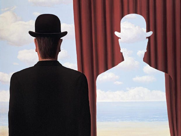 René Magritte.  The treachery of images