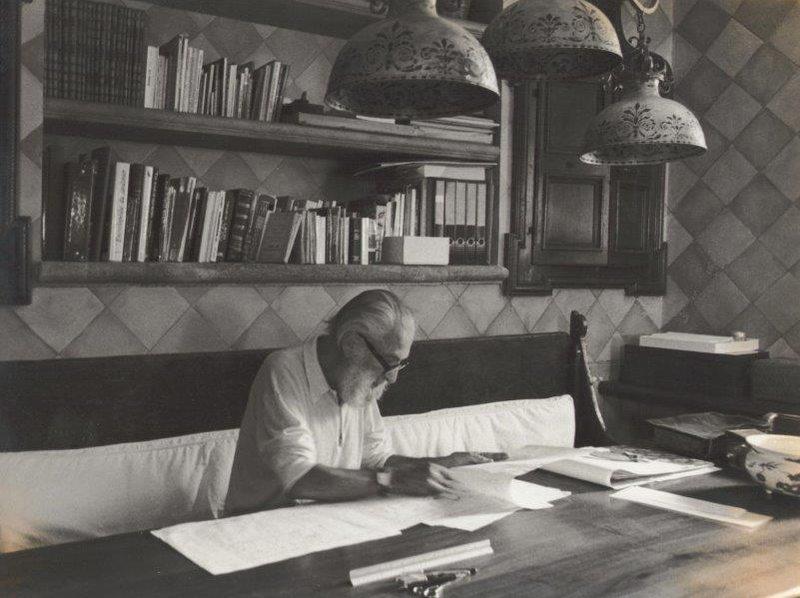 Omaggio a Renzo Mongiardino (1916-1998)
