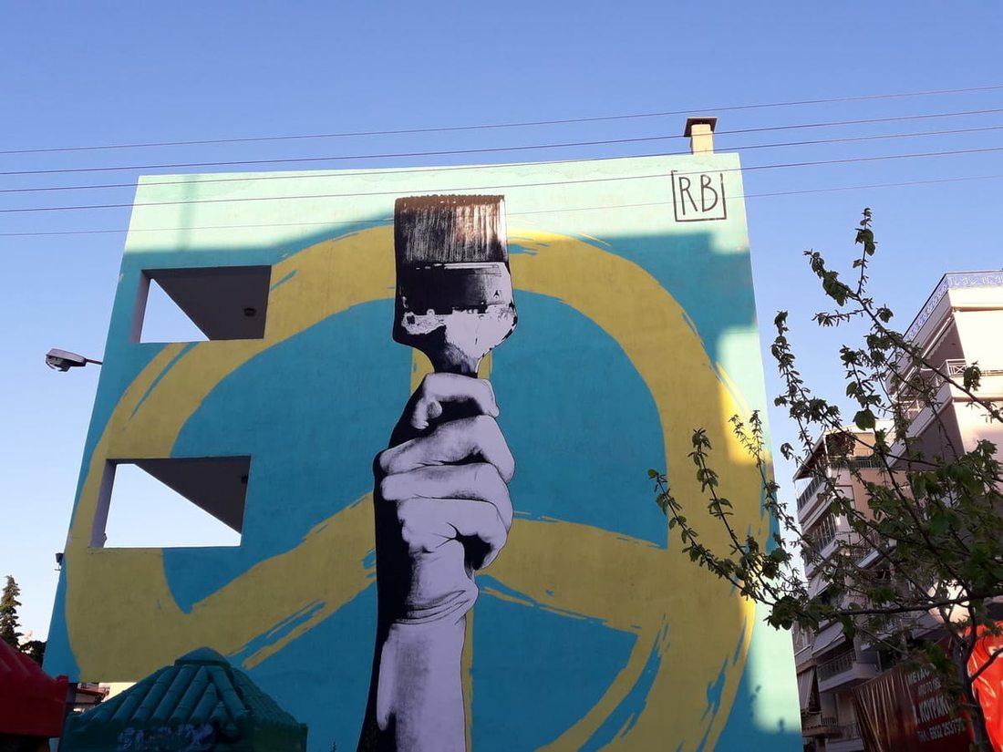 OSA Around, il festival di arte urbana a Vietri di Potenza