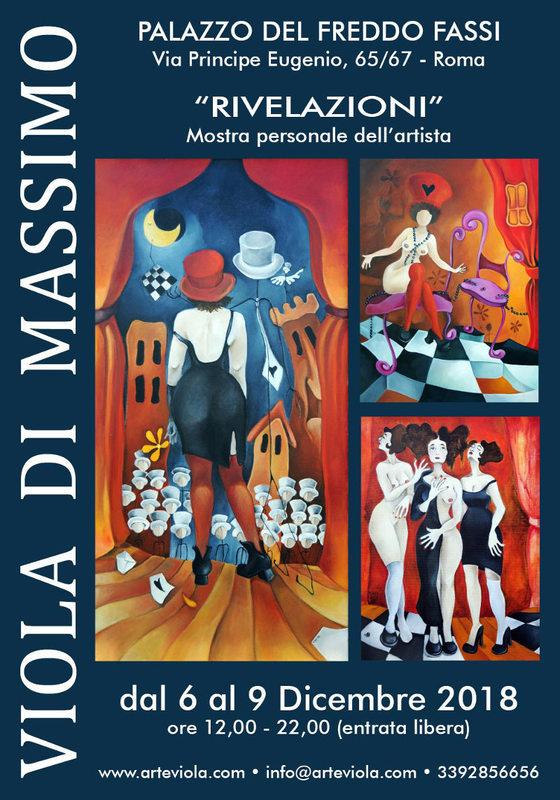 Rivelazioni - Viola Di Massimo