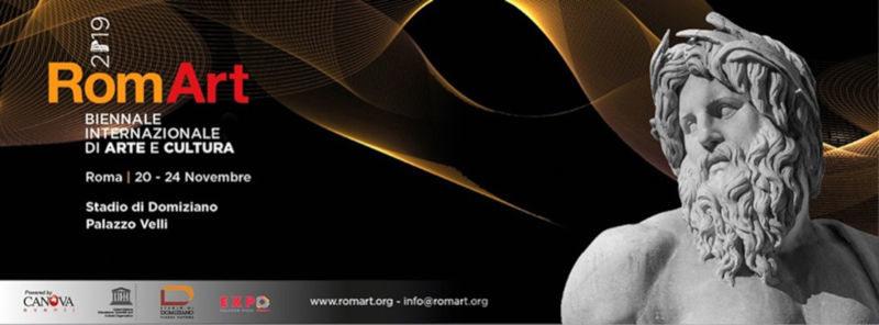 RomArt, Biennale Internazionale di Arte e Cultura