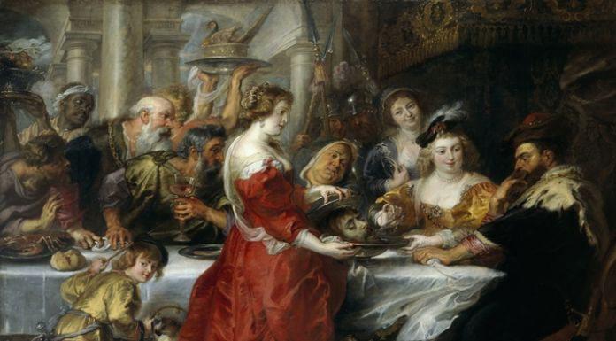 Rubens, Van Dyck, Ribera