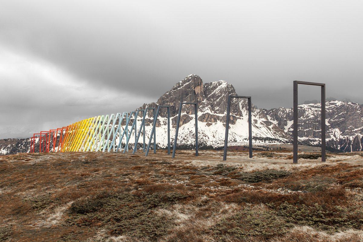 SMACH.2021 - biennale internazionale di Land Art delle Dolomiti