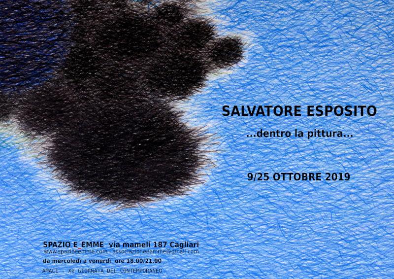 Salvatore Esposito - Dentro la pittura