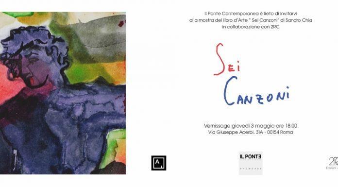 Sandro Chia – Sei Canzoni