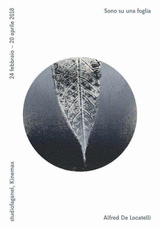 Sono su una foglia - Alfred De Locatelli