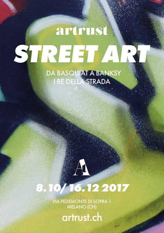 Street Art. Da Basquiat a Banksy, i Re della Strada