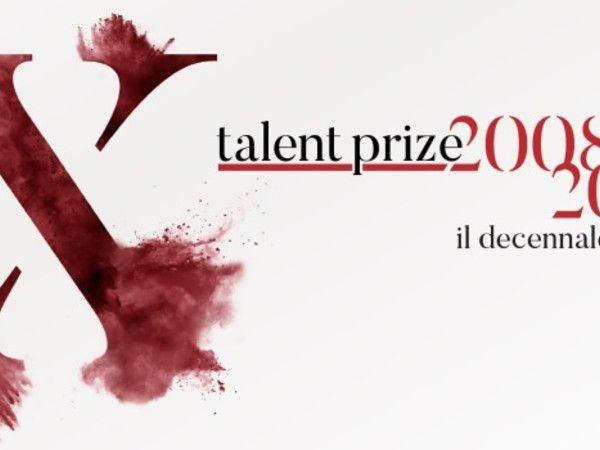 Talent Prize 2008 - 2017
