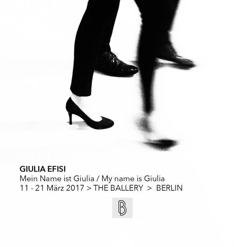Mein Name ist Giulia - fotografie di Giulia Efisi