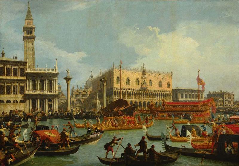 Il Trionfo del Colore. Da Tiepolo a Canaletto e Guardi