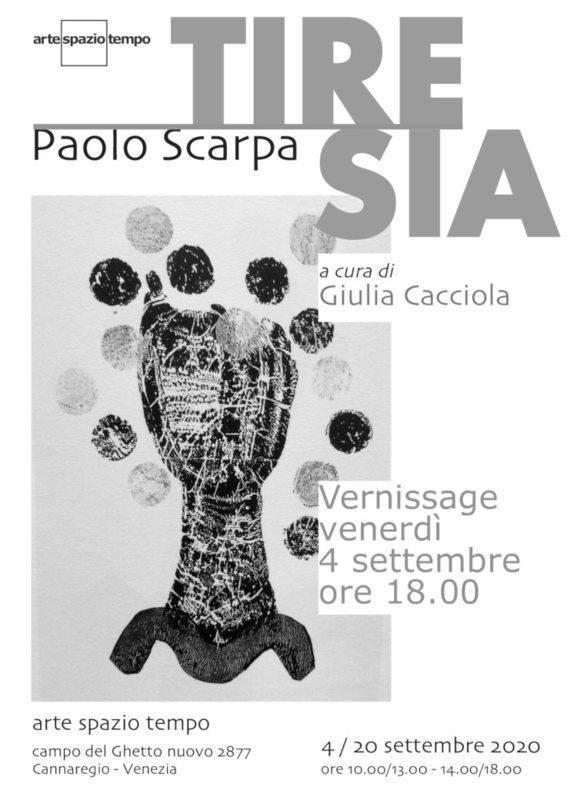 Tiresia di Paolo Scarpa