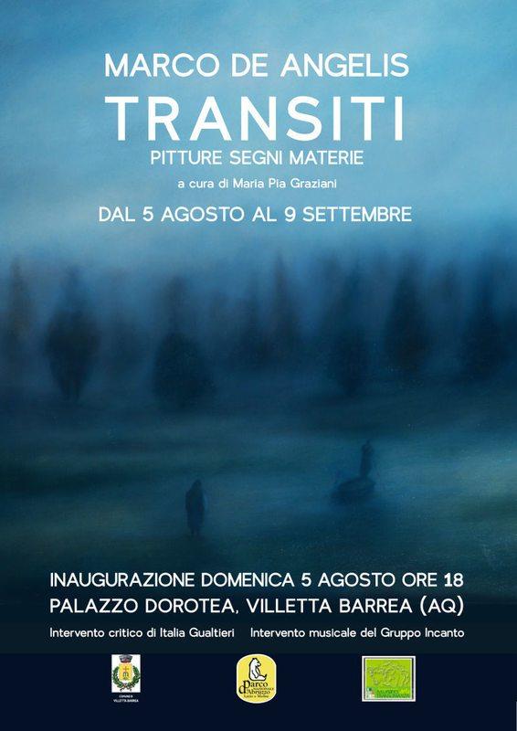 Transiti - Marco De Angelis
