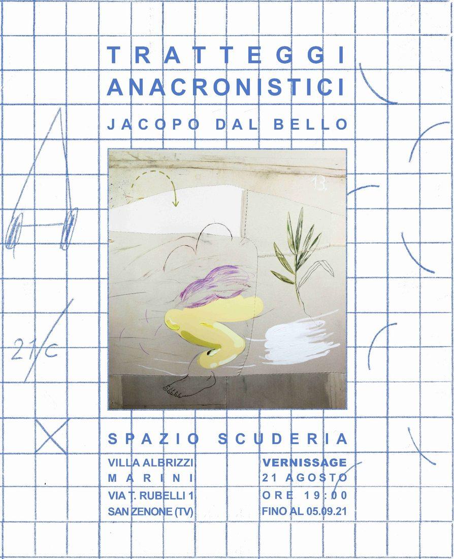 Jacopo Dal Bello. Tratteggi Anacronistici