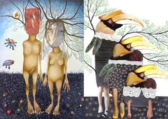 Laura Saddi. Una perifrasi di metamorfosi