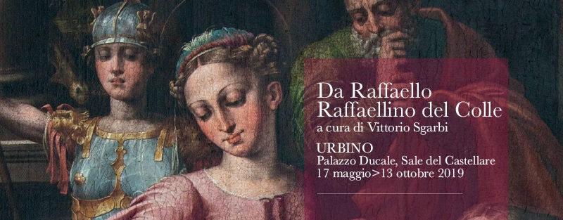 Da Raffaello. Raffaellino del Colle