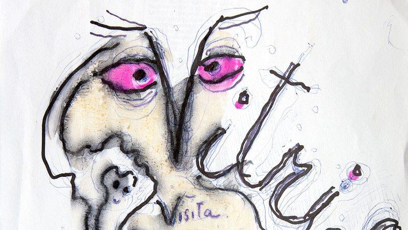 VITRIOL - Disegni di Gillo Dorfles 2016